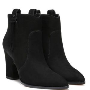 Sam Edelman Pull On Heeled Booties